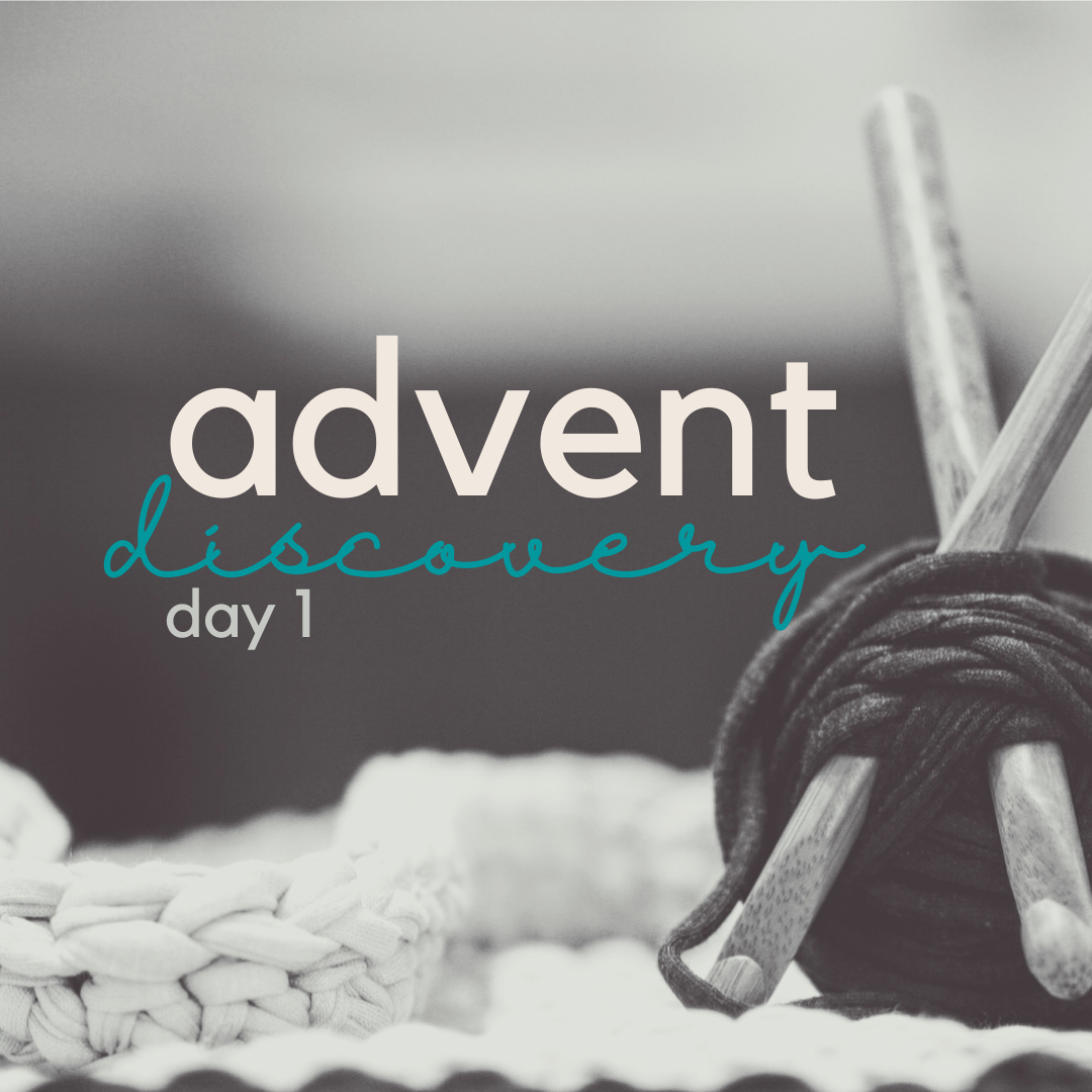 advent (day 1) discovery.